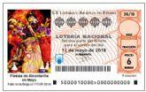 Las Fiestas de Alcantarilla en Mayo protagonizan el décimo de Lotería Nacional del 12 de mayo
