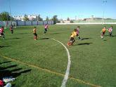 E.F. Balsicas se alza campeon de liga comarcal de futbol  en categoria cadete