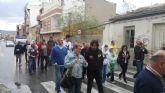 Rafa Mayoral: 'Las luchas por los derechos laborales y por una ciudad mejor coinciden en las vías de Santiago el Mayor'