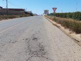 Adjudicadas las obras para aumentar la seguridad en la carretera regional que conecta Cartagena con el municipio de San Javier