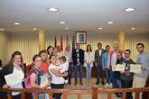 Un total de 65 alumnos de los cursos desarrollados por el Club Náutico y Civitas reciben sus certificados de profesionalidad