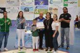 Autoescuela Rodríguez y Piñero BM Águilas, campeón regional cadete masculino