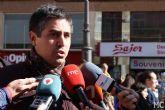 Avanza la iniciativa de MC para la repavimentación de la Alameda San Antón a pesar de la desidia socialista