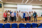 Clubes de mayores de la Comarca de Cartagena reciben información sobre medidas de protección y ante la soledad