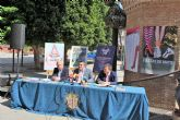Las Fiestas de Mayo de Alcantarilla se presentaron en el día de hoy