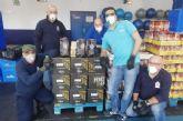 Pérez Campos entrega 300 kilos de café al dispositivo de emergencia