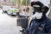 Los policías aislados a las espera de la prueba del Covid-19 volverán al trabajo tras dar negativo