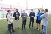 El Plan de Obras y Servicios de la Comunidad invierte 596.000 euros en Fuente Álamo