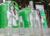 Cartagena recicla 3.269 toneladas de envases de vidrio al ano