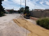 Brigada municipal: trabajos del 30 de abril