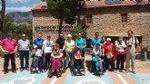 Padisito celebr� una jornada de convivencia en Sierra Espuña
