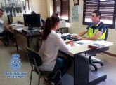 La Policía Nacional detiene al agresor al que se le imputa un delito de violencia de género y otro de detención ilegal