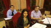 Aprobadas todas las mociones que Cambiemos Murcia lleva al Pleno de mayo