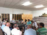 Se renueva la Junta Directiva de la Asociación de Vecinos de la pedanía de El Paretón-Cantareros
