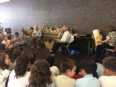 Talleres para celebrar el día de la familia en el colegio Ntra. Sra. del Rosario