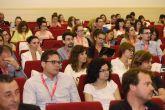 La Universidad de Murcia celebra un encuentro de estudiantes de doctorado