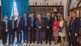 Acuerdo entre la UCAM y Guangzhou Sport University para formación en fútbol