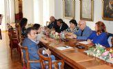 Padín: 'la mesa de trabajo técnica para analizar las propuestas de la llegada del AVE a Cartagena llega con un año de retraso'