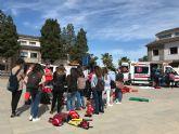 UCAM Cartagena organiza un curso de primeros auxilios para los docentes de Educación Infantil, Primaria y Secundaria