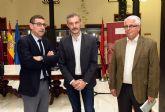 El rector pide a Podemos y a todos los partidos de la Región 'que sean cómplices' de los proyectos de la UMU