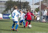 Publicados los horarios de la vigésimo octava jornada de la Liga Comarcal de Fútbol Base