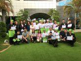 Más de 20 jóvenes de Torre Pacheco consiguen un certificado de profesionalidad en operaciones básicas de cocina y de pastelería