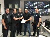 30 policías locales reciben formación en Soporte Vital Básico y DESA gracias a los cursos impartidos por el personal de la Concejalía de Emergencias y Protección Civil