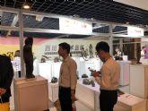 La Comunidad promociona la creatividad y la artesanía más innovadora en la Feria Ciftis de China