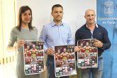 El auditorio municipal acogerá el 1er Trofeo Nacional 'Ciudad de Yecla' de fisioculturismo