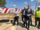 800.000 euros de inversión para ampliar la red de saneamiento de Zeneta y mejorar la calidad de vida de 2.000 vecinos