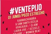 Cuenta atrás en Pozo Estrecho para el #Ventepijo