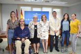 La Comunidad destina 1,2 millones para cuatro asociaciones de personas con discapacidad
