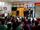 Visita Semana Cultural CEIP Fulgencio Ruiz