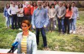 Consa Martínez agradece el apoyo al PSOE, que ha ganado las elecciones europeas, autonómicas y municipales en Caravaca