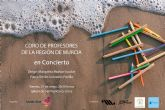 Concierto del Coro de Profesores de la Región de Murcia en la Iglesia de San Francisco de Lorca