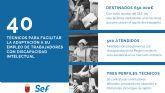 Empleo destina 650.000 euros a facilitar la adaptación de personas con discapacidad a sus puestos de trabajo