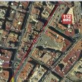 Incendio de una vivienda en Lorca