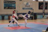 Gran jornada de Taekwondo en el pabellón Príncipe de Asturias de San Pedro del Pinatar