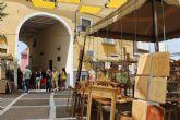 El Zacatín del próximo domingo muestra los trabajos de los expertos carpinteros