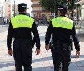 La Policía Local de Alhama detiene a un hombre por robar a una anciana
