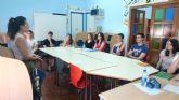 Un total de 15 jóvenes participan en la actividad del  Club de Idiomas preparatoria para obtener el B2 por la Universidad de Cambridge
