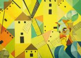 Albudeite se suma al Plan de Espacios Expositivos de Cultura con un homenaje a Cervantes