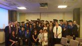 El IES Alfonso X El Sabio entrega diplomas de reconocimiento a la décima Promoción de Bachillerato Internacional