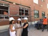 La comunidad invierte casi dos millones en obras de mejora durante el verano en 36 centros