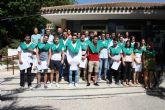 Graduación de alumnos del CIFEA de Torre-Pacheco