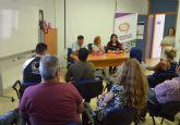 Se clausura en Las Torres de Cotillas el proyecto 'Ponte en marcha ¡Empléate! Vega Media del Segura'