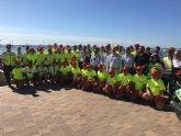 San Javier cuenta con 45 socorristas y 5 coordinadores para vigilar  las playas de Santiago de la Ribera y La Manga durante el verano