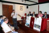 El colegio de Ingenieros presenta la idea ganadora del concurso para dotar de zona de sombraje a la explanada del Castillo