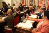 Cs Cartagena celebra la aprobación de sus cuatro mociones presentadas en el Pleno ordinario de junio