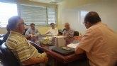 La Comunidad retoma las reuniones del Pacto Regional del Agua para tener 'una voz única' que defienda los intereses de los murcianos